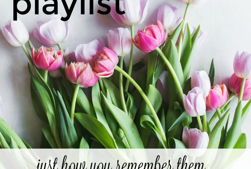 Your Favorite Hymns Playlist