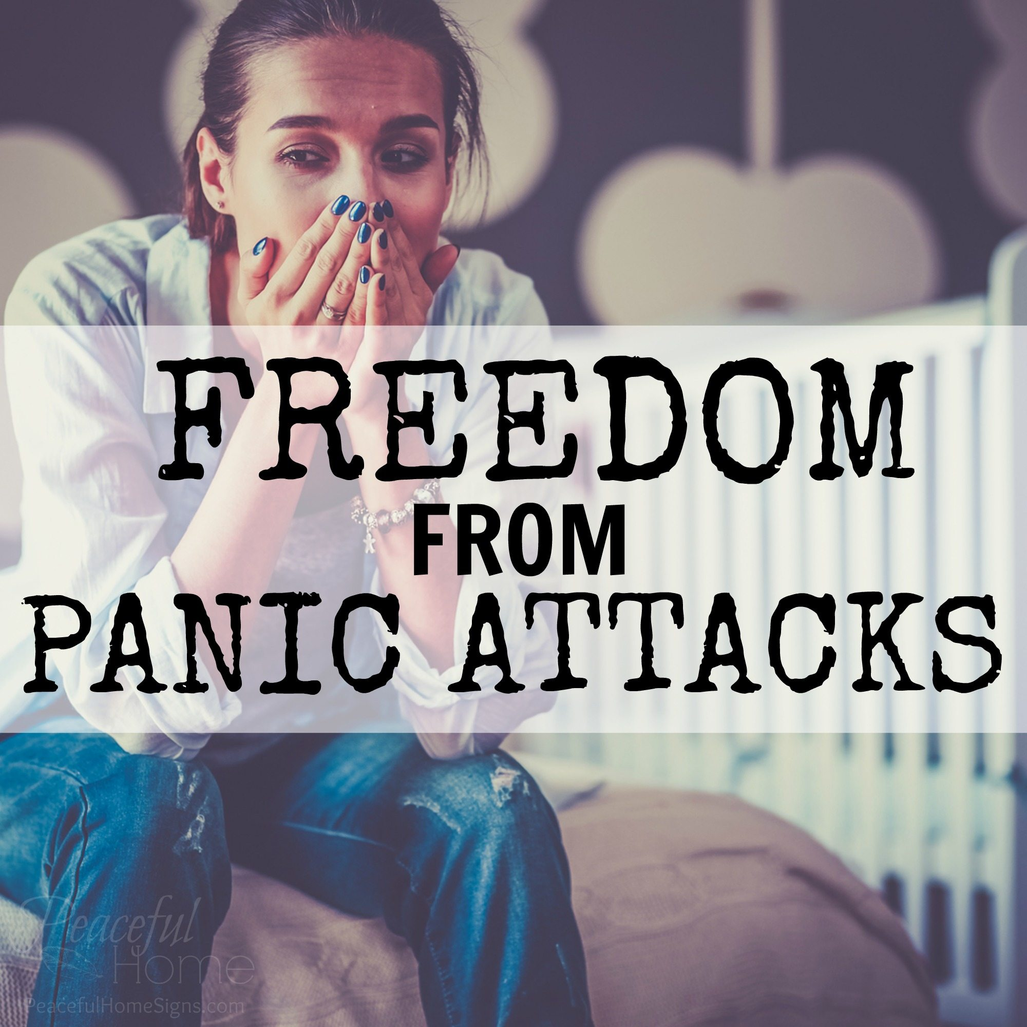 Freedom From Panic Attacks