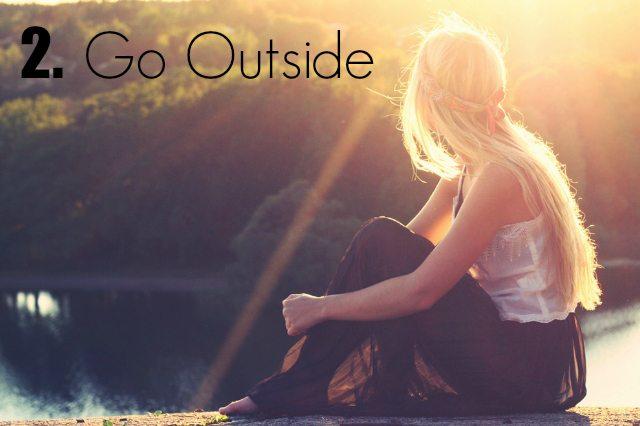 PH go outside