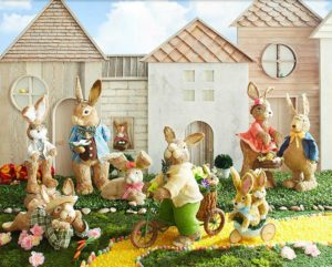 Pier One Hop Town Easter Bunnies | Easter gift ideas