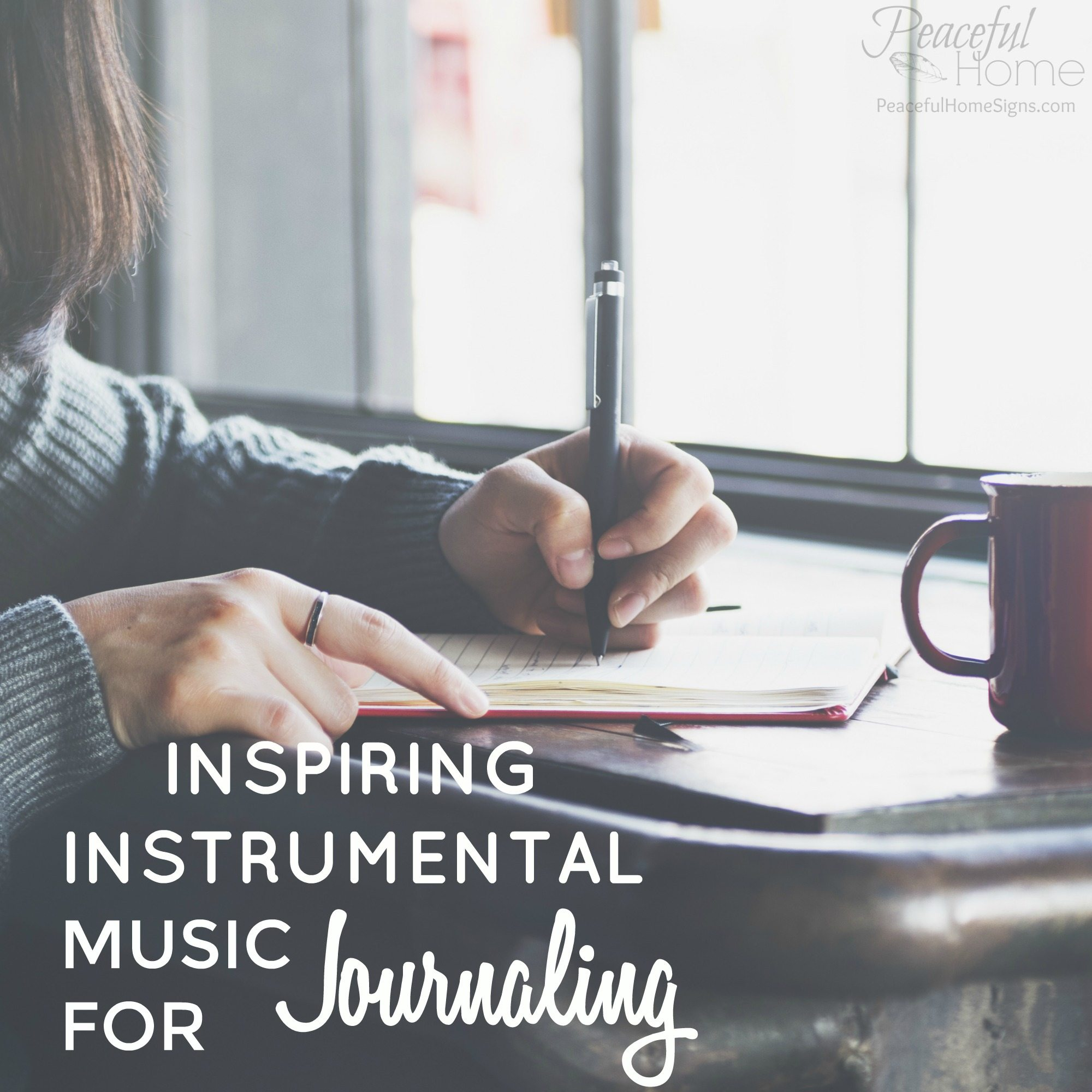 Inspiring Instrumental Music for Journaling