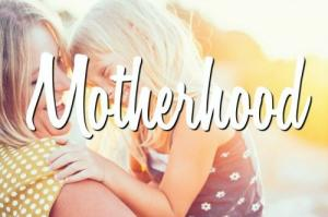 Motherhood blogs sm